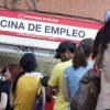 Tasa de paro España mayo 2012
