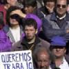 Número de parados en España 2012