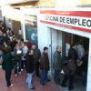 Tasa de paro España primer trimestre 2012