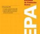encuesta de población Activa (EPA)