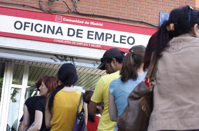 Tasa de paro espa a mayo 2012 tasa de paro for Oficina de paro madrid