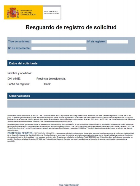 Como solicitar el paro tasa de paro for Sellar paro con certificado digital