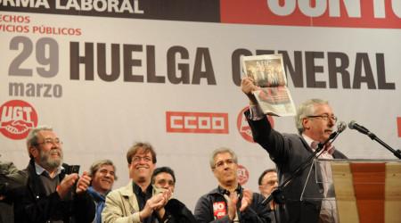 Reforma laboral y huelga general