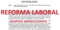 despido gana en la reforma laboral