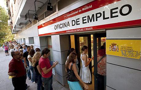 De qu se habla cuando citamos la tasa de paro juvenil for Oficina de empleo de albacete