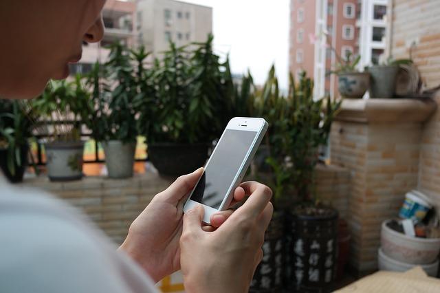 Sellar el paro desde el móvil