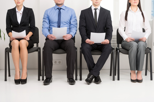 Proceso para buscar trabajo