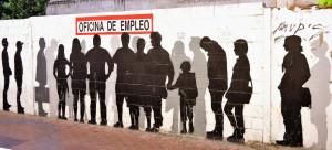 Las oficinas del SEPE, INEM, en Valencia